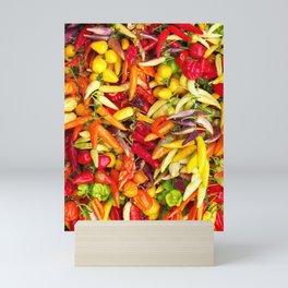 Feel Hot ? Mini Art Print
