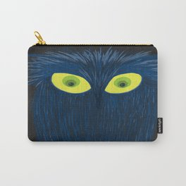 The Blue Owl Carry-All Pouch