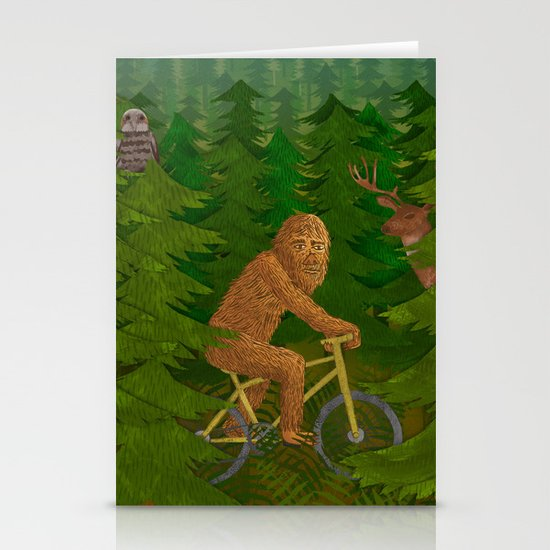 Wild Ride Stationery Cards