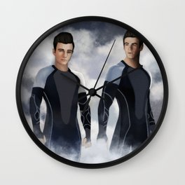 Kurtbastian  Wall Clock