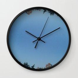 SPEGELTRÄDEN / MIRROR TREES Wall Clock