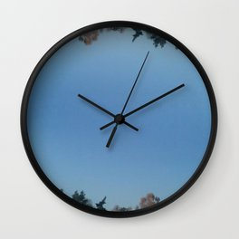 SPEGELTRÄDEN / MIRROR TREES Wall Clock