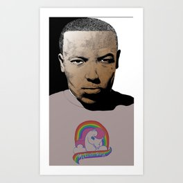 Dr Dre's Secret Art Print