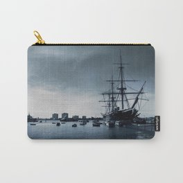 Ship The Warrior HMS 1860 Carry-All Pouch