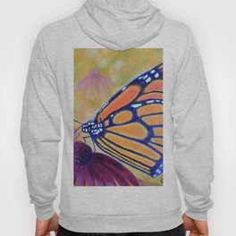 King of butterfly | Le roi des papillons Hoody