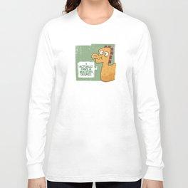 Masters Degree Long Sleeve T-shirt