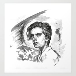 COLE SPROUSE Art Print