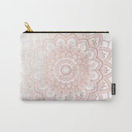 Pleasure Rose Gold Carry-All Pouch
