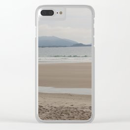 Sister's Beach - Tasmania - Aus* Clear iPhone Case