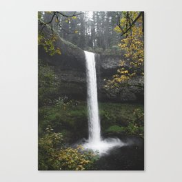 Silver Falls State Park, OR Canvas Print