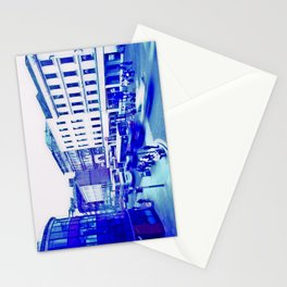 Glasgow City In Motion Stationery Cards