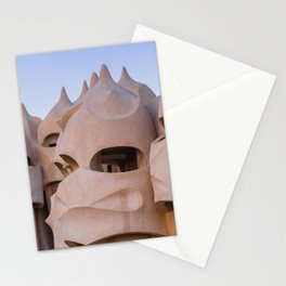 La Pedrera Stationery Cards
