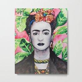 Frida Khalo Metal Print