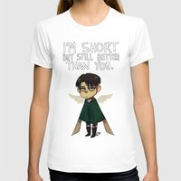snk T-shirts featuring Heichou by lemonteaflower