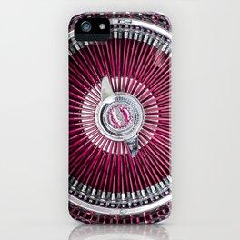 Rollin Low iPhone Case