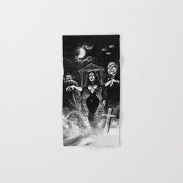 Vampira Plan 9 Hand & Bath Towel