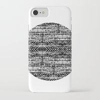 dot iPhone & iPod Cases featuring Dot by Tillytyler