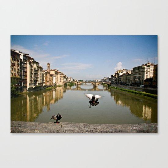 Flourence, Italy Canvas Print