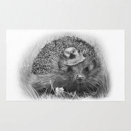 Hedgehog Rug