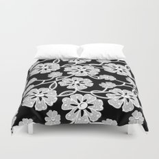 50's Lace Duvet Cover