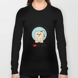 I love my Yorkie Long Sleeve T-shirt