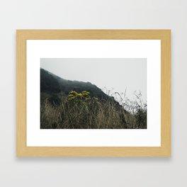 Holyrood Park 2 Framed Art Print
