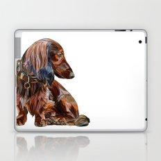 Dachshund Laptop & iPad Skin