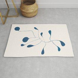 Abstract Art Mobile 02 Rug