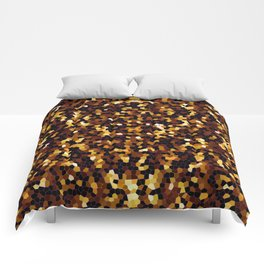 Mosaic Texture G37 Comforters