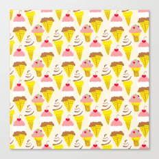 Sweets for the Sweet Canvas Print
