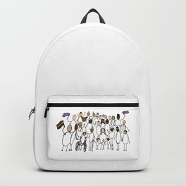 Inclusive Crowd Backpack