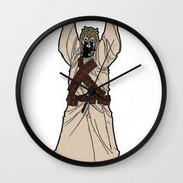 Tusken Rider Wall Clock