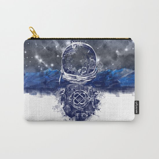 galaxy landscape Carry-All Pouch