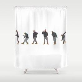 HOTLINE BLING BLING Shower Curtain