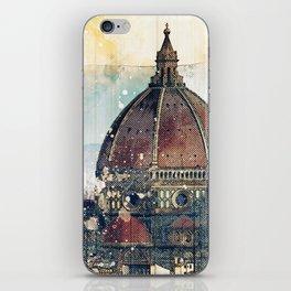 Florence - Cattedrale di Santa Maria del Fiore iPhone Skin