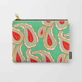 Paisley starts with P Carry-All Pouch