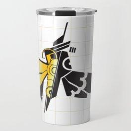 Robotic Fly Travel Mug