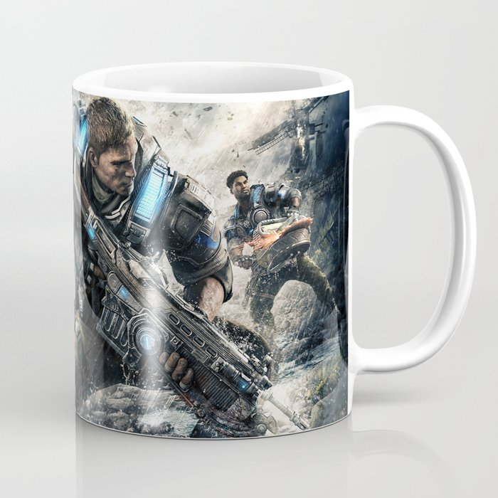 Gears Od War 06 Coffee Mug