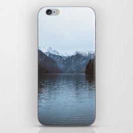 Alpine Lakes iPhone Skin