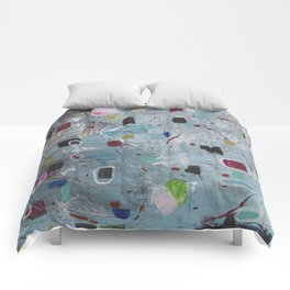 Blue Desire Comforters