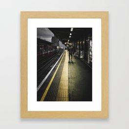 Street Photography Framed Art Print
