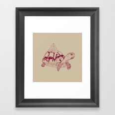 Pyratoise Framed Art Print