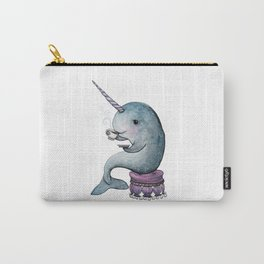 Narwhal Teatime Carry-All Pouch