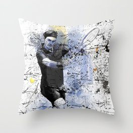 Game, Set, Match Throw Pillow