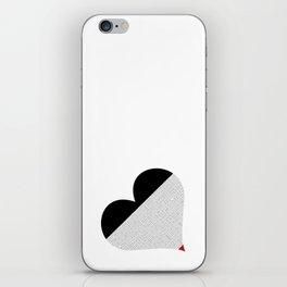 Heart (14) iPhone Skin