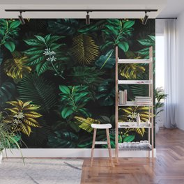 TROPICAL GARDEN VIII Wall Mural