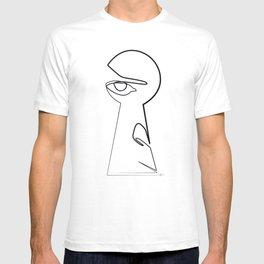 Hidden  T-shirt
