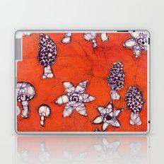 mushroom batik Laptop & iPad Skin