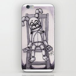 Fun with Plushtrap iPhone Skin