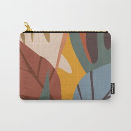Abstract Art Jungle Carry-All Pouch